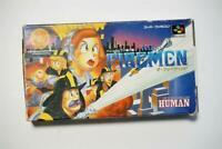 Super Famicom The Firemen boxed Japan SFC game US Seller