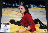 FLASH SALE! Rose McIver iZombie Signed Autographed 11x14 Photo GV GA GAI COA!