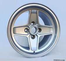 "CERCHI WHEELS ROUES FELGEN JANTES RIM FIAT ABARTH BMW FORD OLD EPOCA STORICA 13"""