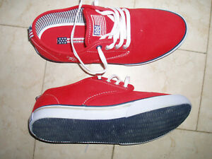 Tennis rouge Us Polo ASSN pointure 40