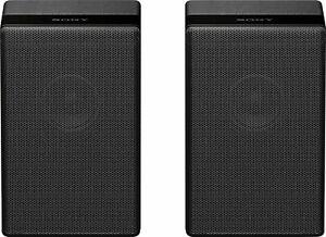 Sony - Wireless Rear Channel Speakers (Pair) - Black