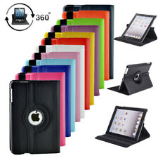 360 Rotating Stand Magnetic Leather Case Full Cover For Apple iPad Air / Air 2