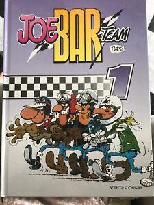 bande dessinée Moto Joe Bar Team