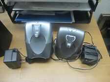 Lot of Plantronics: Cs55 Headset Cradles with Ac Adapter. Qty. . No Headset <