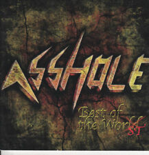 ASSHOLE -Best of the worst    CD