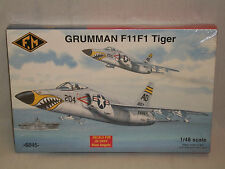 Fonderie Miniature 1/48 Scale Grumman F11F1 Tiger  -  Factory Sealed