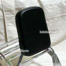 Backrest Sissy Bar Cushion Pad Honda Shadow Spirit VT 750 VLX VT 600 Deluxe 400