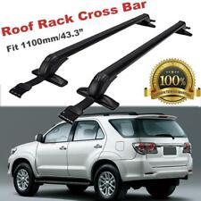 Pair Roof Rack Cross Bars Luggage Carrier Snowboard Holder For Honda Nissan GMC