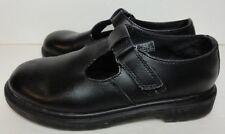 Women's Shoes Dr. Martens Goldie T-Strap Mary Jane Black Size 4