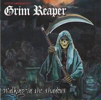 GRIM REAPER - WALKING IN THE SHADOWS (2016) Heavy Metal CD Jewel Case+GIFT