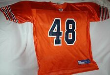 Rare Beattie Feathers jersey 1934 Chicago Bears large NEW! NFL orange throwback