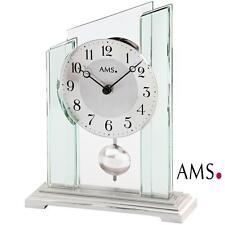 Ams 44 Horloge de table À pendule bureau Montre Quartz Mantel
