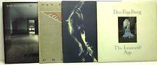 Dan Fogelberg LP Vinyl Record Album Lot Windows & Walls + Phoenix + Nether Lands