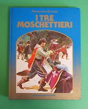 I tre moschettieri di Alexandre Dumas 1^ ed. Mondadori 1984 - ILLUSTRATO