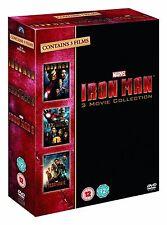 Iron Man 1 - 3 Dvd Box Set New/Sealed