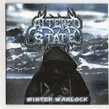 Altered State - Winter Warlock CD 2012 US Metal Death Rider Records OVP