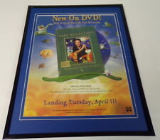 2004 Paul McCartney Music Animation Collection Framed Original Advertisement