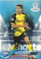 2017-18 Topps Chrome UEFA Champions League - Base Refractor Parallel (21-40)