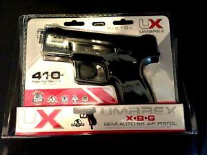 Umarex X.B.G. Semi=Auto BB Air Pistol