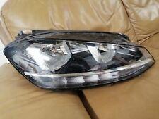 Genuine VW Golf Mk7 2017  OS RH Right Headlamp Headlight 5G2941006D Used