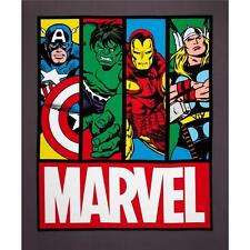 Marvel Comics Panel Licensed Fabric Springs Creative