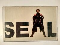 Seal, cassette tape