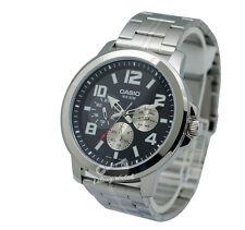 -Casio MTPX300D-1A Men's Metal Fashion Watch Brand New & 100% Authentic
