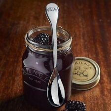 Kilner Stainless Steel Jam Honey Treacle Spoon Hangs on the the jar