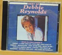 Debbie Reynolds The Best of Debbie Reynolds CD 1991 Curb