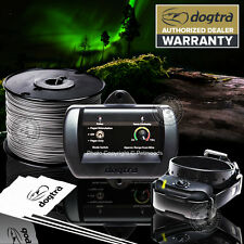 Dogtra EF-3500 Rechargeable In-Ground Dog Fence System E-FENCE 3500 20G Wire