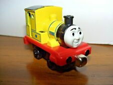 2010 YELLOW RHENEAS Thomas & Friends Take N Play Diecast Train Mattel Gullane