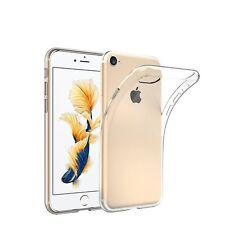 Ultraslim Schutz Hülle Cover Apple iPhone 8 Case Silikon Tasche TPU Bumper
