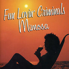 FUN LOVIN' CRIMINALS - MIMOSA (LOUNGE ALBUM) NEW CD