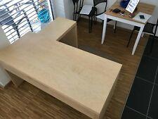Toller Schreibtisch von Ikea mit ausziehbarem Eckteil