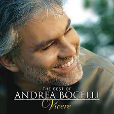 Andrea Bocelli - The Best of Andrea Bocelli  Vivere [CD]