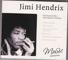 "CD-JIMI HENDRIX ""His Greatest Hits-The long live versions"""