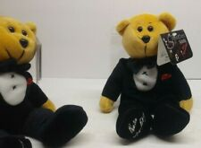 1999 CLASSIC COLLECTICRITTERS DEAN MARTIN BEANIE BEAR LIMITED EDITION OF 5,000