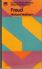 Freud (Fontana Modern Masters) : Richard Wollheim