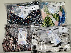 4 LuLaRoe Irma Tunic Shirt Top Size XL 12