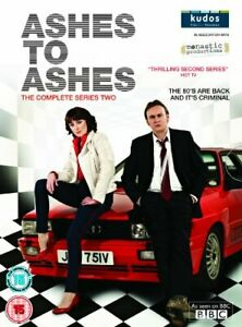 Ashes To Ashes - Series 2 - Complete [DVD] [2009] - DVD  F0VG The Cheap Fast