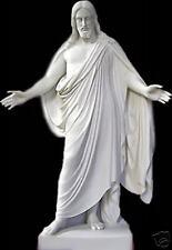 SPLENDID RARE JESUS CHRIST STATUE  SCULPTURE MUST SEE!