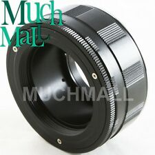 M42 Screw Mount Lens To Sony NEX E Adapter 7 A6000 6 w Macro Focusing Helicoid