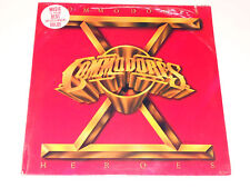 COMMODORES Heroes Sealed Motown Records lp