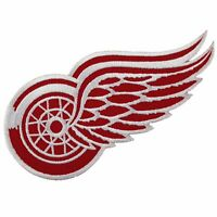 Official NHL Detroit Red Wings Primary Team Logo Hockey Jersey Patch Emblem