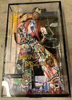 New - Barbie Collector Jean-Michel Basquiat X Barbie Doll with Braids Crown Suit