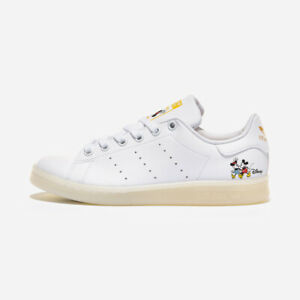 Adidas x Disney Stan Smith - White / GW2255 / Mens Mickey Mouse Shoes Sneakers