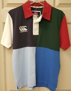 SALE!!!  CANTERBURY RUGBY POLO SHIRT