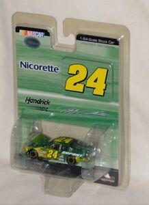 1/64 Car Nascar Jeff Gordon #24 Nicorette 07 Monte Carlo SS Motorsports Racing
