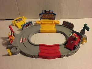 Fisher Price Little People Race Track 018