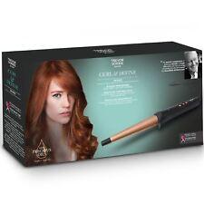 Trevor Sorbie Curl & Define Women Hair Curling Wand Tong 6 Heat Settings 13-25mm